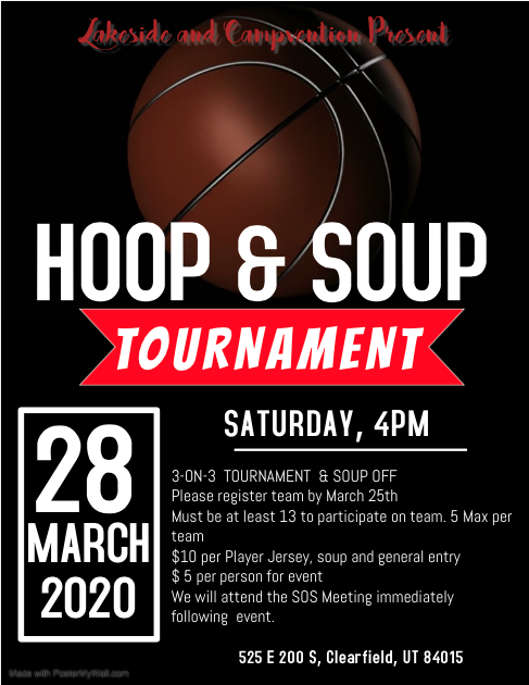 hoop and soup tourney flyer
